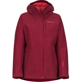 Marmot Minimalist Component Giacca Donna rosso